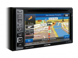 Alpine INE-W990HDMI 6.1-Inch Navigation and Media System