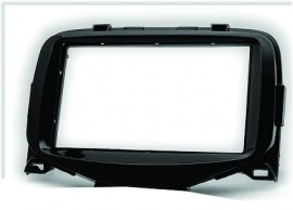 REF: 11-591 IN-DASH CAR AUDIO INSTALLATION KIT FOR HEAD UNITS CITROEN C12014+ / TOYOTA Aygo 2014+ / PEUGEOT (108) 2014+